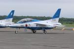 ショウさんが、千歳基地で撮影した航空自衛隊 T-4の航空フォト(写真)