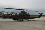 ショウさんが、千歳基地で撮影した陸上自衛隊 AH-1Sの航空フォト(写真)