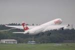 y-dynastyさんが、成田国際空港で撮影したスイスインターナショナルエアラインズ A340-313Xの航空フォト(写真)