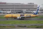 パピヨンさんが、羽田空港で撮影した全日空 777-281/ERの航空フォト(写真)