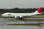 Tomo-Papaさんが、成田国際空港で撮影した日本航空 747-246Bの航空フォト(写真)