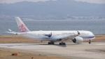 てつさんが、関西国際空港で撮影したチャイナエアライン A350-941XWBの航空フォト(写真)