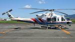 航空見聞録さんが、八尾空港で撮影した三重県防災航空隊 412の航空フォト(写真)
