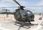 SHIKIさんが、館山航空基地で撮影した陸上自衛隊 OH-6Dの航空フォト(写真)