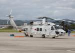 SHIKIさんが、館山航空基地で撮影した海上自衛隊 SH-60Kの航空フォト(写真)
