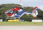 SHIKIさんが、館山航空基地で撮影した毎日新聞社 EC135T1の航空フォト(写真)