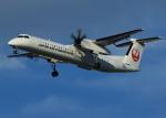 suke55さんが、伊丹空港で撮影した日本エアコミューター DHC-8-402Q Dash 8の航空フォト(写真)