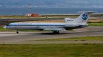 航空見聞録さんが、関西国際空港で撮影したウラジオストク航空 Tu-154Mの航空フォト(写真)