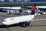 きったんさんが、中部国際空港で撮影したデルタ航空 A330-223の航空フォト(写真)