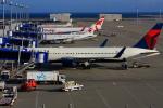 きったんさんが、中部国際空港で撮影したデルタ航空 767-332/ERの航空フォト(写真)