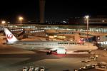 きったんさんが、中部国際空港で撮影した日本航空 787-9の航空フォト(写真)
