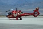 uhfxさんが、ボールダー・シティ市営空港で撮影したパピオン グランドキャニオン ヘリコプター EC130の航空フォト(写真)