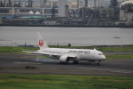 msrwさんが、羽田空港で撮影した日本航空 787-8 Dreamlinerの航空フォト(写真)