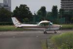 msrwさんが、調布飛行場で撮影したアイベックスアビエイション 172P Skyhawk IIの航空フォト(写真)