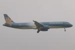 木人さんが、成田国際空港で撮影したベトナム航空 A321-231の航空フォト(写真)