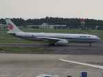さゆりんごさんが、成田国際空港で撮影した中国国際航空 A330-343Xの航空フォト(写真)