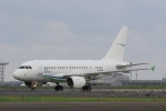 VIPERさんが、羽田空港で撮影したGCLポリー・エナジー・ホールディングス A318-112 CJ Eliteの航空フォト(写真)