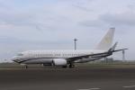 VIPERさんが、羽田空港で撮影したスイフライト・エアクラフト 737-7EL BBJの航空フォト(写真)
