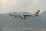 よしぱるさんが、香港国際空港で撮影したヴァージン・オーストラリア A330-243の航空フォト(写真)