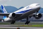 JA8961RJOOさんが、伊丹空港で撮影した全日空 777-281の航空フォト(写真)