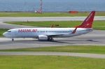 amagoさんが、関西国際空港で撮影したイースター航空 737-86Jの航空フォト(写真)