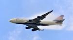 flytaka78さんが、成田国際空港で撮影したデルタ航空 747-451の航空フォト(写真)