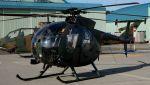 航空見聞録さんが、札幌飛行場で撮影した陸上自衛隊 OH-6Dの航空フォト(写真)