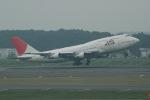 flying-dutchmanさんが、成田国際空港で撮影した日本航空 747-346SRの航空フォト(写真)