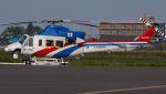 航空見聞録さんが、札幌飛行場で撮影した国土交通省 北海道開発局 412EPの航空フォト(写真)