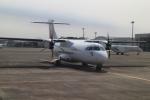 Digital Hanedaさんが、鹿児島空港で撮影した日本エアコミューター ATR-42-600の航空フォト(写真)