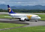 mojioさんが、静岡空港で撮影したMIATモンゴル航空 737-71Mの航空フォト(写真)