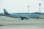 ちかぼーさんが、パリ シャルル・ド・ゴール国際空港で撮影したブルガリア航空 ERJ-190-100(ERJ-190STD)の航空フォト(写真)