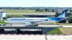 誘喜さんが、パリ オルリー空港で撮影したコルセール A330-343Xの航空フォト(写真)