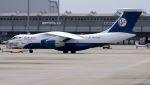 航空見聞録さんが、関西国際空港で撮影したシルク・ウェイ・エアラインズ Il-76TDの航空フォト(写真)