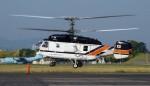 ハミングバードさんが、名古屋飛行場で撮影したアカギヘリコプター Ka-32A11BCの航空フォト(写真)