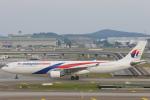 安芸あすかさんが、クアラルンプール国際空港で撮影したマレーシア航空 A330-323Xの航空フォト(写真)
