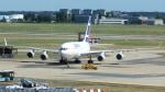 誘喜さんが、パリ オルリー空港で撮影したクバーナ航空 Il-96-300の航空フォト(写真)