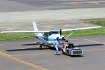 hidetsuguさんが、札幌飛行場で撮影した北海道航空 TU206G Turbo Stationair 6の航空フォト(写真)