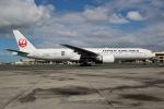 JRF spotterさんが、ダニエル・K・イノウエ国際空港で撮影した日本航空 777-346/ERの航空フォト(写真)