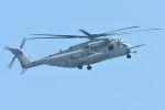 うめやしきさんが、厚木飛行場で撮影したアメリカ海兵隊 CH-53Eの航空フォト(写真)