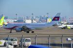 ちかぼーさんが、羽田空港で撮影したKingdom of Cambodia A320-214の航空フォト(写真)