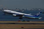 Digital Hanedaさんが、羽田空港で撮影した全日空 777-281の航空フォト(写真)