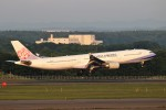 にしやんさんが、新千歳空港で撮影したチャイナエアライン A330-302の航空フォト(写真)