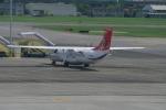トオルさんが、台北松山空港で撮影したトランスアジア航空 ATR-72-600の航空フォト(写真)