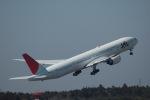 flying-dutchmanさんが、成田国際空港で撮影した日本航空 777-346/ERの航空フォト(写真)