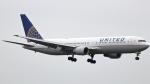 誘喜さんが、ロンドン・ヒースロー空港で撮影したユナイテッド航空 767-322/ERの航空フォト(写真)