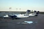 トシさんさんが、マイアミ国際空港で撮影したユナイテッド・エクスプレス DHC-8-202Q Dash 8の航空フォト(写真)
