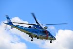 msrwさんが、群馬ヘリポートで撮影した群馬県警察 A109E Powerの航空フォト(写真)