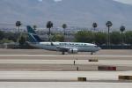 uhfxさんが、マッカラン国際空港で撮影したウェストジェット 737-7CTの航空フォト(写真)