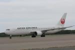sakanayahiroさんが、釧路空港で撮影した日本航空 767-346の航空フォト(写真)